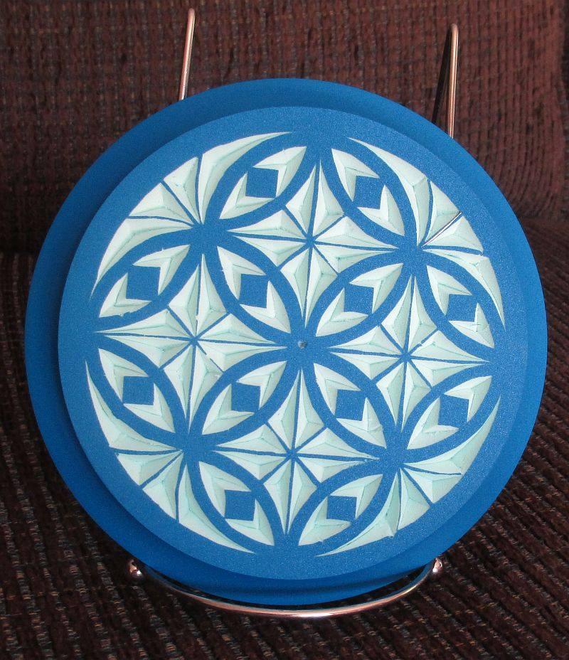 HDU high density urethane carving plate EZboard