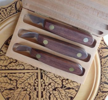 3-knife set