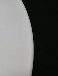 scoop plate edge