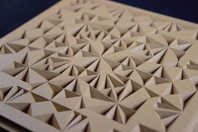 Trivet carving simple finish ezcarving