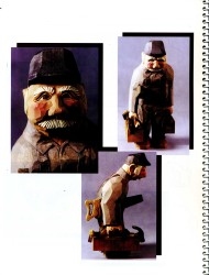 Caricature Wood Carving005