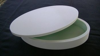 ezboard HDU oval box